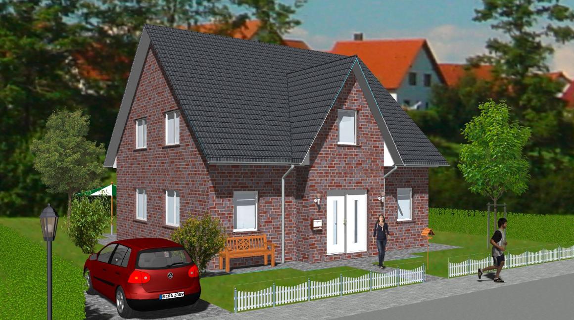 Dreigiebelhaus 132