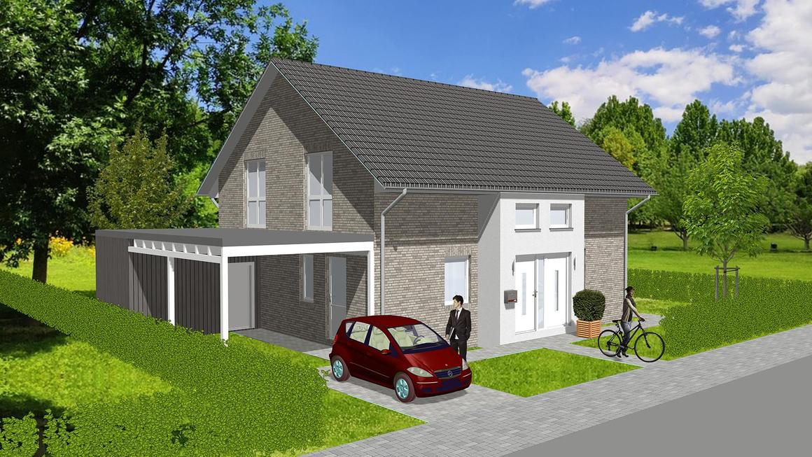 Dreigiebelhaus 157